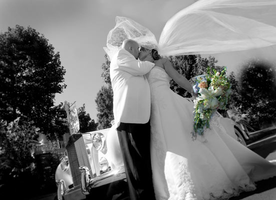 Upscale wedding photography doesn't have to be expensive even in los angeles.